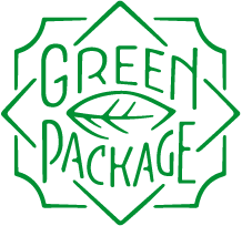 Green Package ロゴ